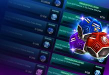 Rocket League Nerfing Two Season One Challenges Based On Players' Feedback
