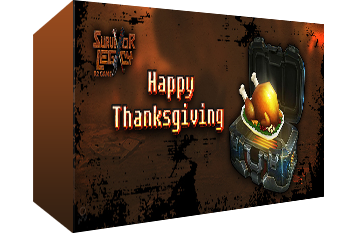 Survivor Legacy Thanksgiving Pack Key Giveaway