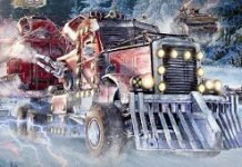 Escort A Truckful Of Presents In Crossout's Winter Event