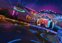 Rocket League's Season 2 Now Live, Adds Neon Arena And Player Anthems