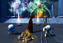 SWTOR Launches 6.2 Next Wednesday, Has Life Day And Anniversary Celebrations In December