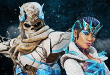 Apex Legends Celebrates Holo-Day With The Limited-Time Winter Express Mode