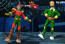 """DCUO Rings In """"Season's Greedings"""" Event With Some Crazy Costumes"""