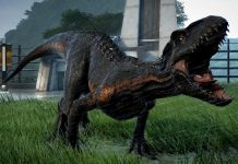 The Final Free Game Offering Of The EGS Holiday Sale Is Jurassic World Evolution