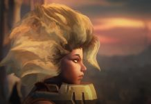 The Iron Maiden Rell Rides Into Battle In League Of Legends