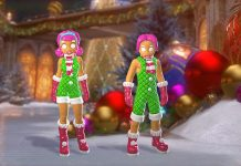 Go Skating And Dress Up As (Terrifying) Gingerbread People During Skyforge's Winter Celebration