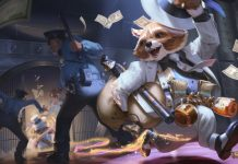 The Legendary Tanuki Danzaburou Arrives In Smite, Along With Smite Friends Gifting