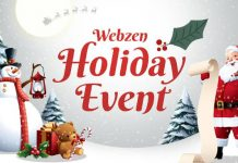 Santa Has Some Gifts For Players Of Webzen Games In The Company's Holiday Event