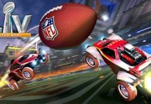 American Football Mode, New Decals, And Optional Neon Fields Settings Coming To Rocket League Next Week