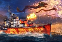 World Of Warships Revises Commander System And Celebrates Lunar New Year