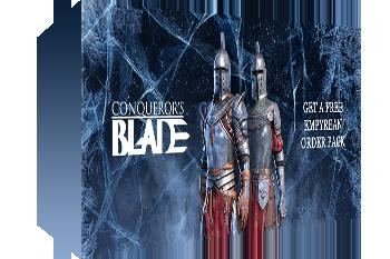 Conqueror's Blade Empyrean Order Pack Key Giveaway