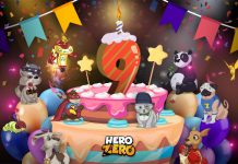 Hero Zero Turns Nine, Events And New Sidekicks Up For Grabs