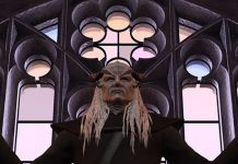Upcoming Star Trek Online Update Adds Discovery's Tenavik, With A New Voice