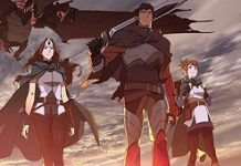 Dota Anime Series Coming To Netflix In March