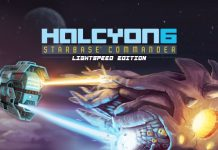 Grab Massive Damage's Space Strategy Game Halcyon 6 From The EGS