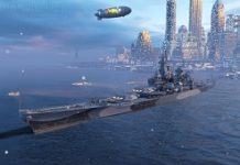World Of Warships Sets Sail For The Epic Games Store