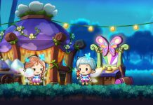 There's No Werewolves, But MapleStory's Moonlight Magic Event Brings The Party