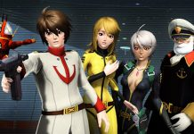 Phantasy Star Online 2 Meets Space Battleship Yamato In The Latest Scratch Ticket