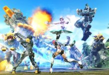 PSO2 Heads To The Epic Games Store