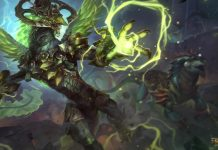 New Details Dropped For Smite's Next God: Tiamat