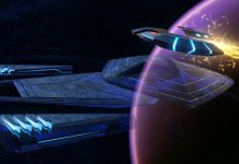 Star Trek Online Reveals First 32nd Century Ship To Be Added To The Game