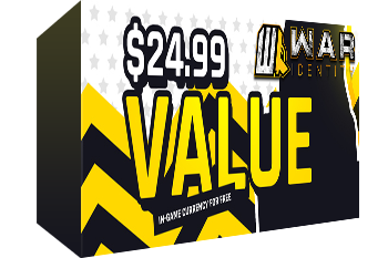 War Identity: Currency Key Giveaway ($24.99 in value)