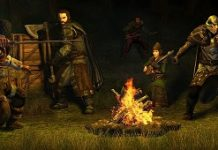 LotRO's Wildwood Update And Spring Festival Are Here