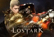 Lost Ark Korean Reveals The Striker, A Melee Fighter With All The Moves