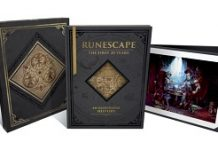 RuneScape: The First 20 Years — An Illustrated History Book Coming This Fall