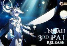 Noah's Final 3rd Job Path Brings The Power Of The Full Moon To Elsword