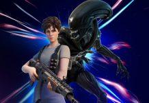 Aliens (Yes, THOSE Aliens) Invade Fortnite