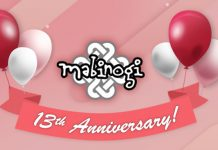 Mabinogi Celebrates Its 13th Anniversary With An Event Starting Today
