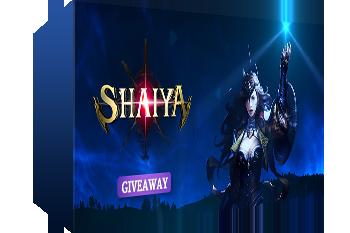 Shaiya Gift Pack Key Giveaway