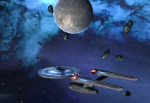 Watch Gene Roddenberry's Son Play STO For The First Time And Support A Good Cause
