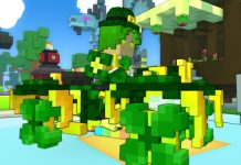 Trove Celebrates St. Patrick's Day With A Four-Part Screenshot Contest