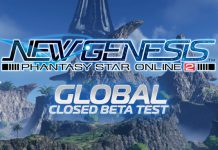 Signups Are Now Open For The PSO2:NGS Closed Alpha