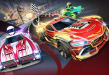 Rocket League Season 3 To Add New NASCAR And Formula 1 Content