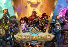 Pre-Register For 4v4 Tower Defense Game Skydome's Closed Beta Now