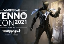 Celebrate Space Ninjas, The Sixth Annual TennoCon Set For July 17