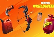 Fortnite Sets Things Ablaze With Recurring Wild Week Events