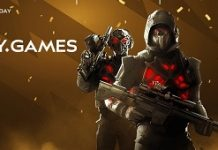 My.Games Hands Out Free Anniversary Gifts In Warface, Skyforge, And Conqueror's Blade