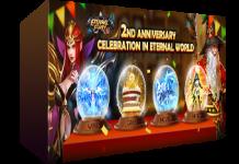 Eternal Fury Gift Pack Key Giveaway