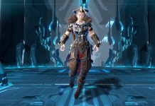 Skyforge's Mechanoid Invasion Event Rewards Players With Cyberpunk Cosmetics, A New Companion, And More