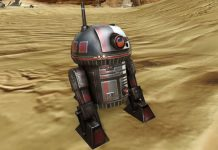 SWTOR Celebrates May The 4th With Droid Giveaway