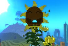 Celebrate Sun Day In Trove By Tracking Down Giant Sunflowers