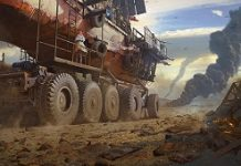 Crossout's New Season Brings War Against The Ravagers