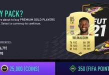 EA Experiments With FIFA Packs That Show You Their Contents Before You Buy