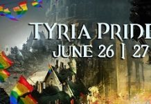 Tyria Pride Event Raises Over €5000 For LGBTQ+ Charity