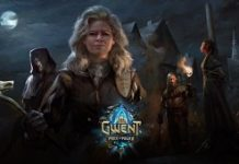 The First Of Gwent's Three Price Of Power Expansions, Once Upon A Pyre, Is Now Available