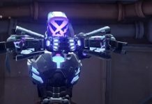 New Valorant Agent Looks Like An Angry Bot With Learned Powers